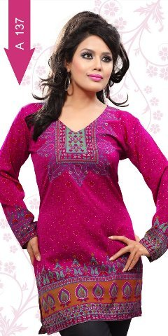 Indian Exporters OF Digital Printed Kurtis
