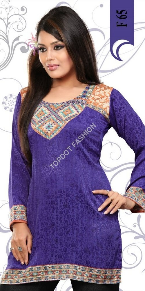 Digital Printed Kurtis Indian Exporters