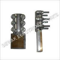 Bimetallic Bolted Pad Clamp