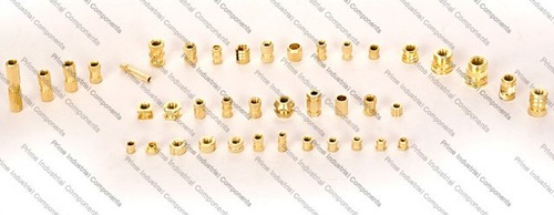 Brass Inserts for Injecion Molding