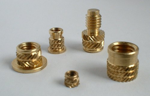 Brass Tapered Inserts