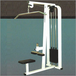 Wide Grip Lat Pulldown Machine