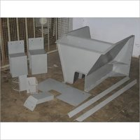 Extrusion Type Kerb Mould