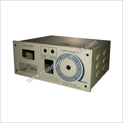Iron Sheet Metal Cabinet For Stabilizer