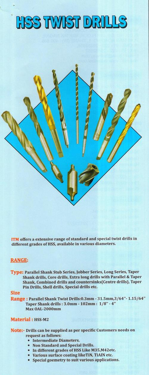Indian Tool Manufacturers Division