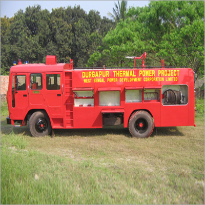 Rapid Fire Fighting Vehicle
