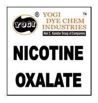 Nicotine Oxalate