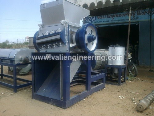Heavy Duty Plastic Grinder