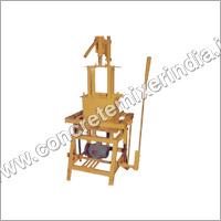 Manual Vibro Press