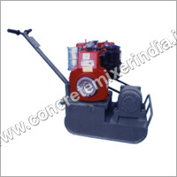 Earth Compactor Machine