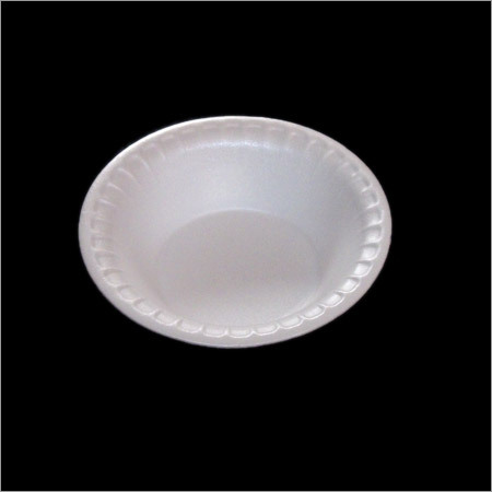 Thermocol Bowls