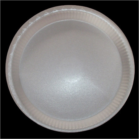 Disposable Round Plate (10 Inch)