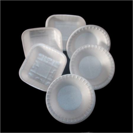 Disposable Square Cups & Bowls