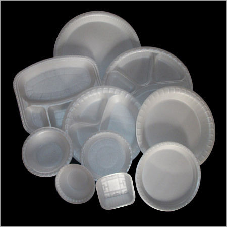Disposable Compartment Plates