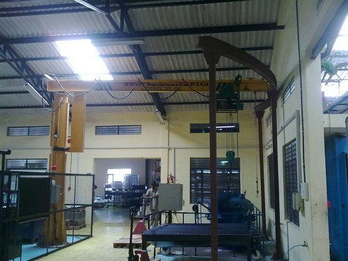Wall Mounting Jib Crane