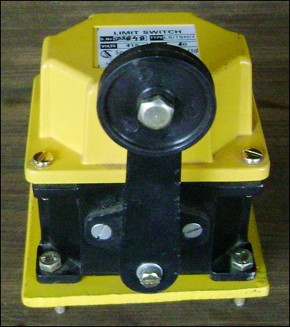 One Way Limit Switch