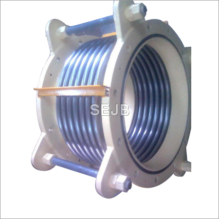 Tied Axial Flexible Bellows