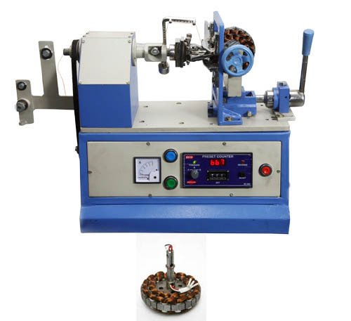 Fan Stator Winding Machine