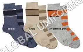 Kids School Socks