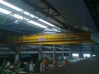 Double Hook Crane