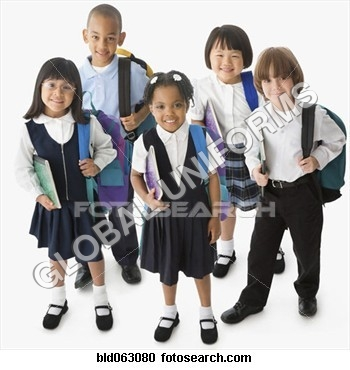 Children School Uniform