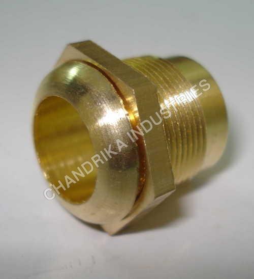 Brass Switchplates Push Button
