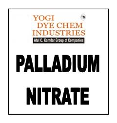 Palladium Nitrate