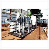 Boiler RO Plant