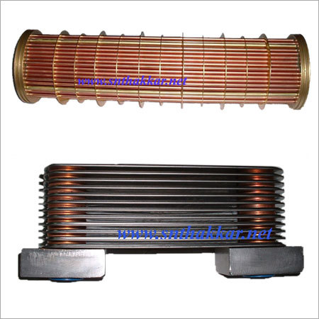 Cummins Oil Cooler