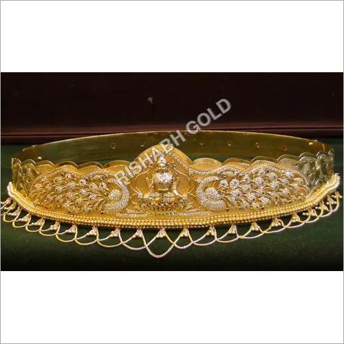 Gold Waist Belt
