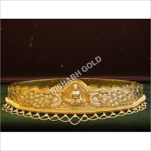 Traditional Gold Waist Belt