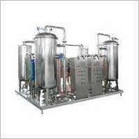 Carbonation Plant