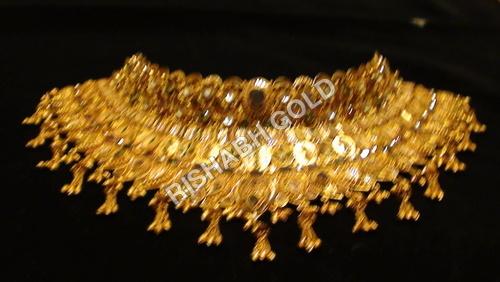 Bridal Heavy Necklace