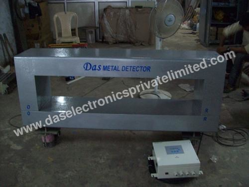 Stainless Steel Metal Detector