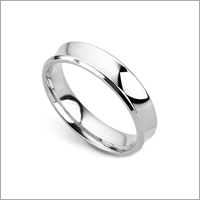 Wedding Platinum Bands