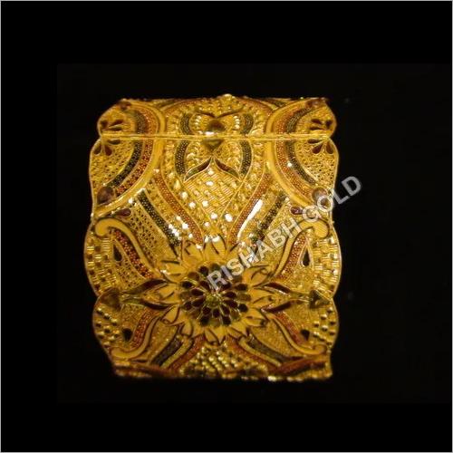 Ladies Gold Kada