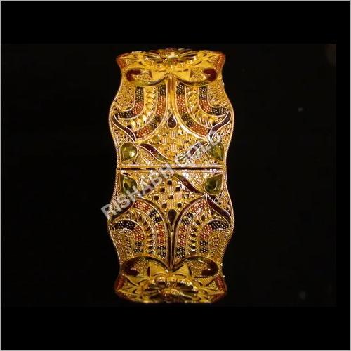 Gold Antique Kada