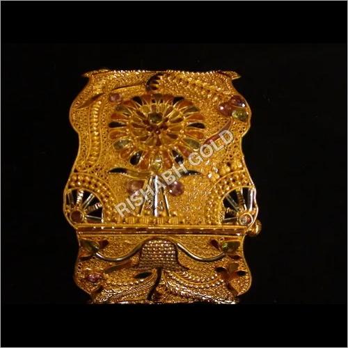 Bridal Gold Kada