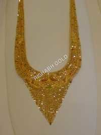 Long Gold Necklaces