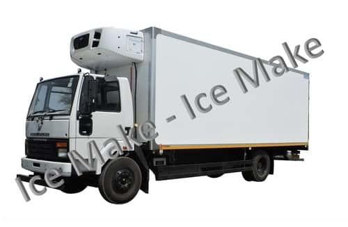 Mobile Refrigeration Van