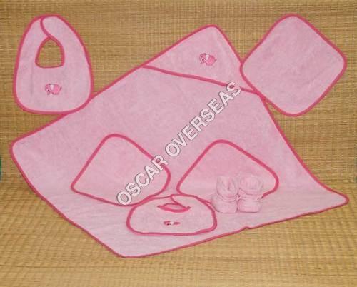 Crib Towel Set