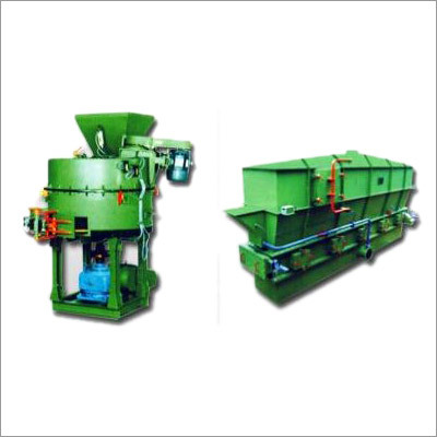 Sand Mixers & Coolers