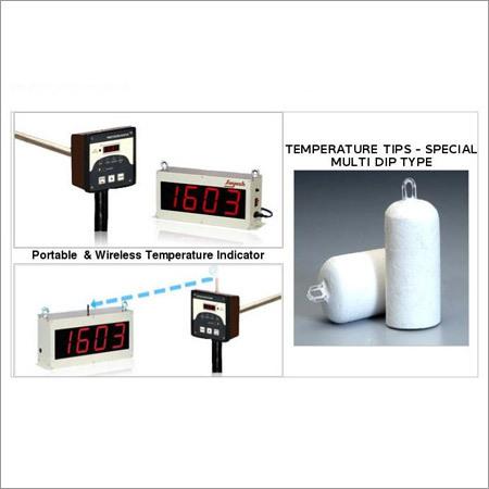 Temperature Measuring Pyrometers