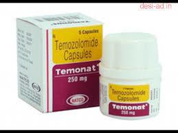 Temonat - Temozolomide