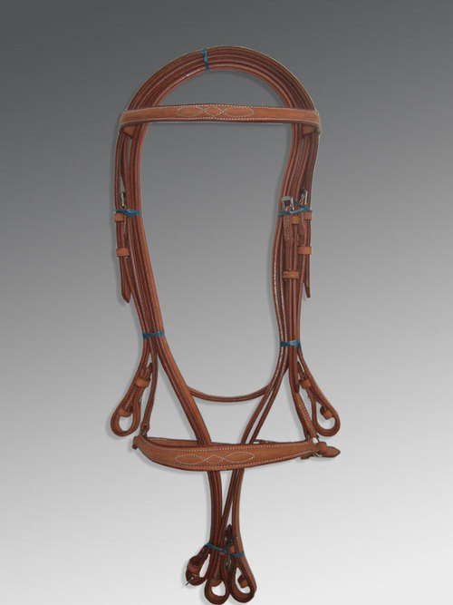 Equestrian bridle