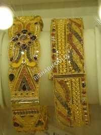Bridal Gold Bangles
