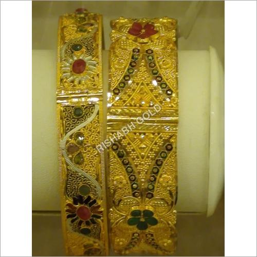 Traditional Kundan Bangles