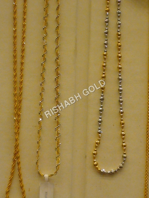 Long Gold Chains