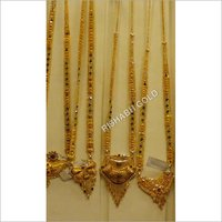 Long Gold Mangalsutra