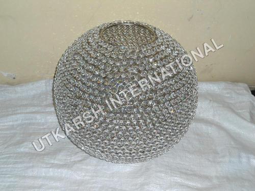 Decorative Hanging Crystal Ball